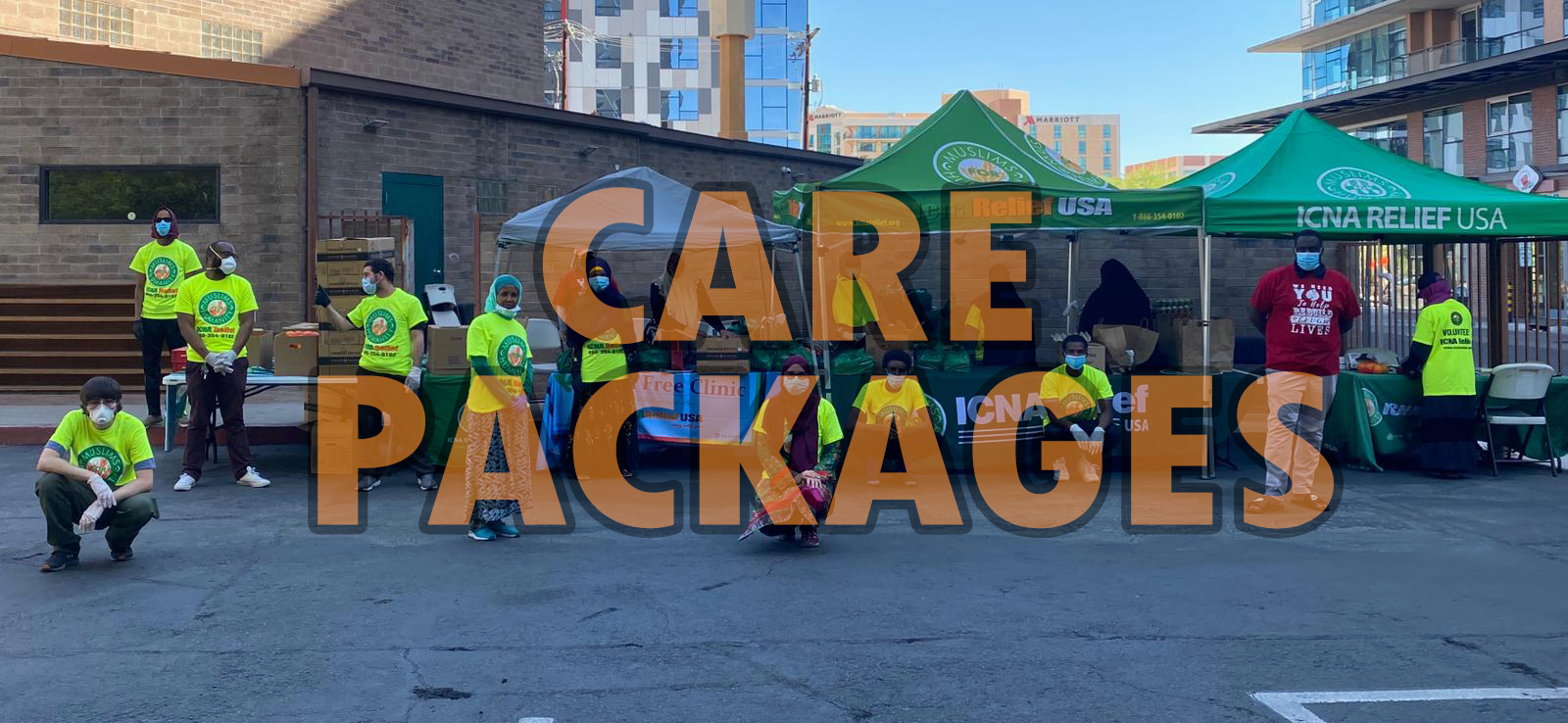 Care & Hygiene Packages